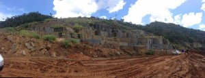 Brazil Black Quarry